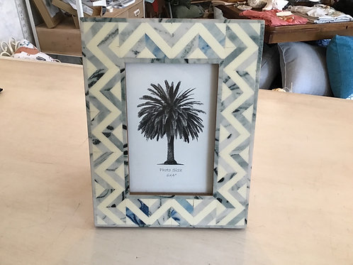 Inlay Photo Frame 6x4""