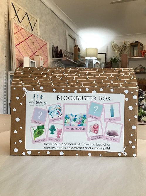 Huckleberry BlockbusterBox
