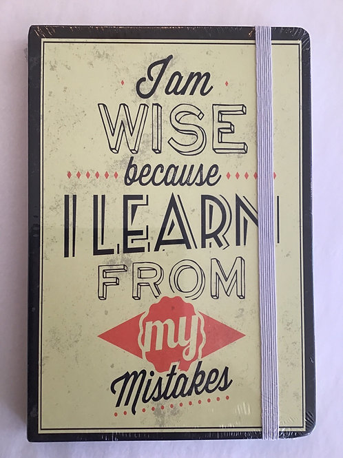 I am Wise Journal Notebook