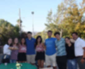 Jewish Life for SLO HILLEL at Cal Poly in San Luis Obispo | CA | Students