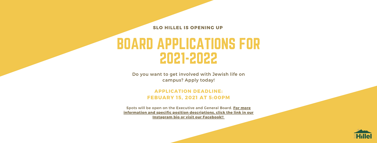 Copy of Board applications for 2021-2022