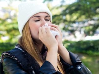 鼻敏感定感冒﹖
