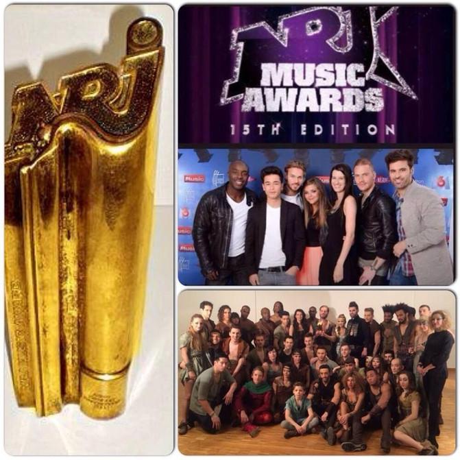 Robin des Bois - NRJ Music Awards - élu Groupe Francophone de l'année