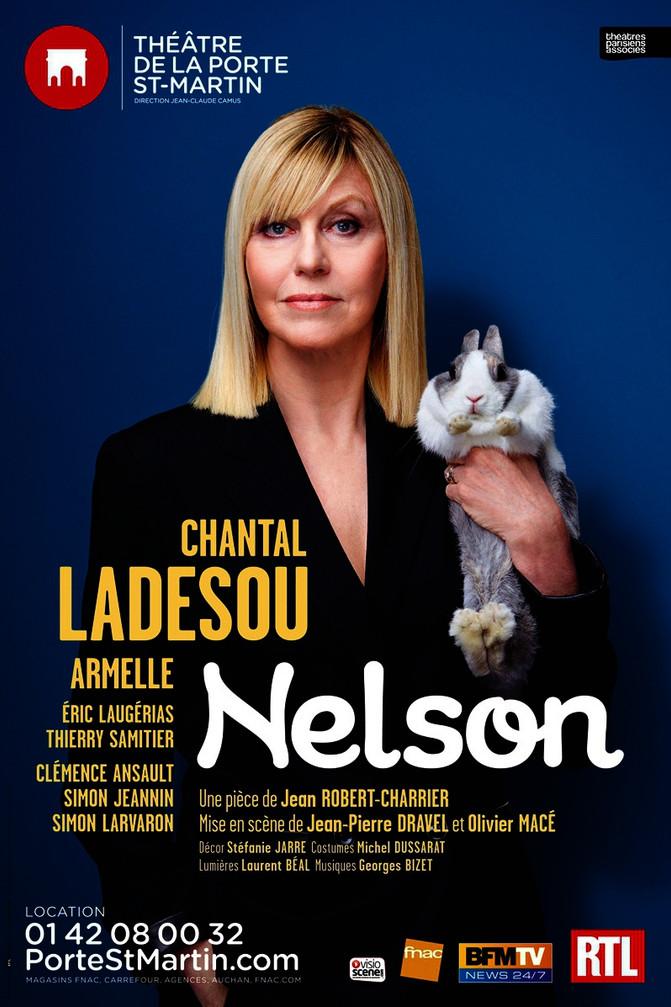 Nelson au Théâtre de la Porte Saint Martin  - musique de scène