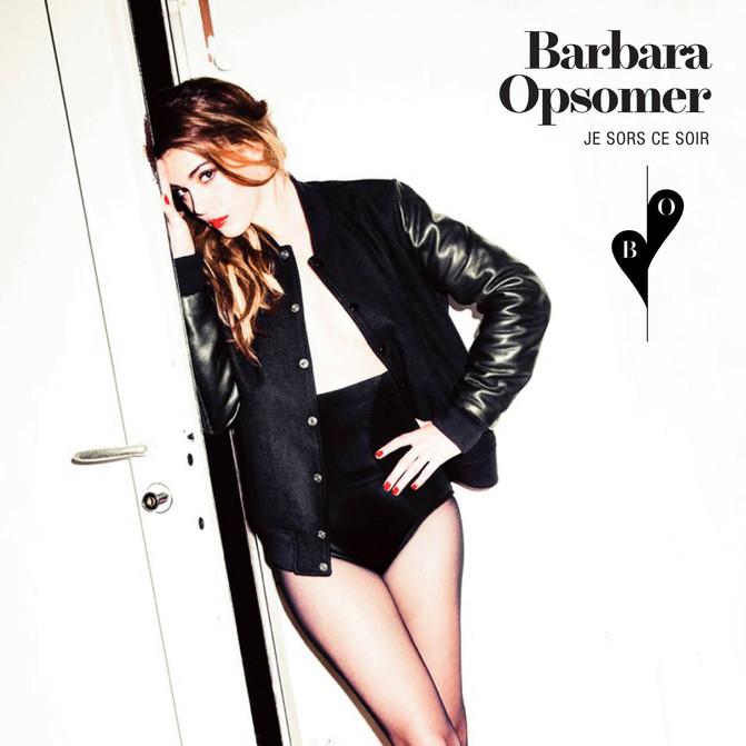 """Barbara Opsomer : l'album """"je sors ce soir"""""""