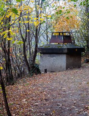 Chimney of Suspicion III
