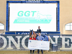 Cassio rivetti and Kaiser Win the $25,000 GGT-Footing™ Grand Prix Series