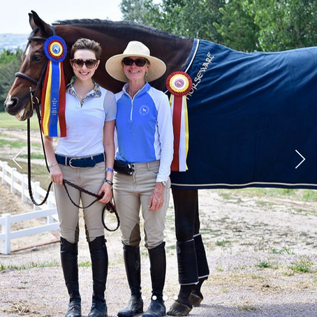 2 Serenity Farm Riders Name Colorado Horse Park Circuit Champions!