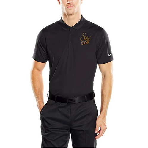 Men's Team Serenity Nike Golf Dri-Fit Polo