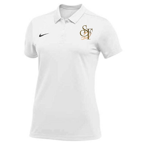 Women's Team Serenity Nike Victory Polo