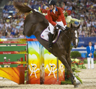 McLain Ward Adds HORSE GYM USA® SPA To His Recipe For Success