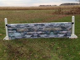 Grey Stone Banner