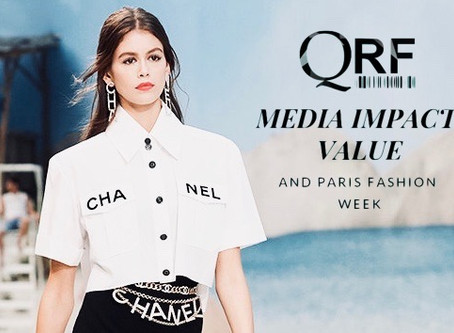 Media Impact Value and Paris Fashion Week