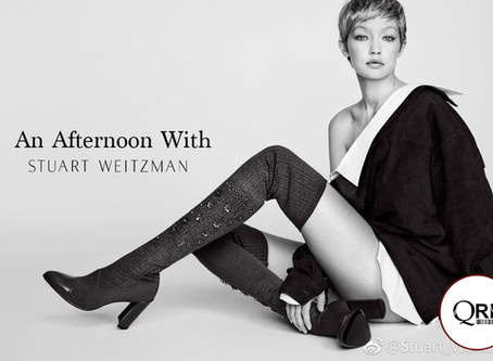 An Afternoon With Stuart Weitzman