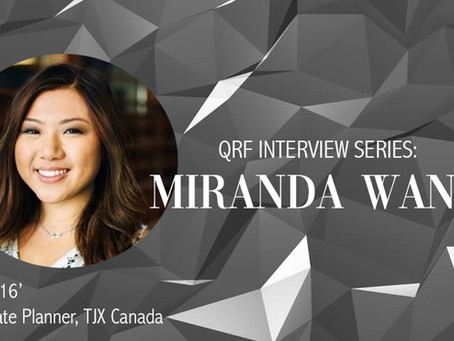 QRF Interview Series: Miranda Wang