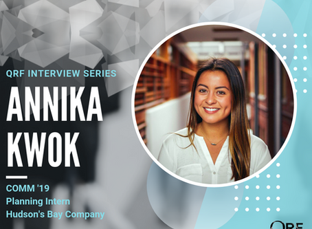 QRF Interview Series: Annika Kwok