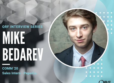 QRF Interview Series: Mike Bedarev