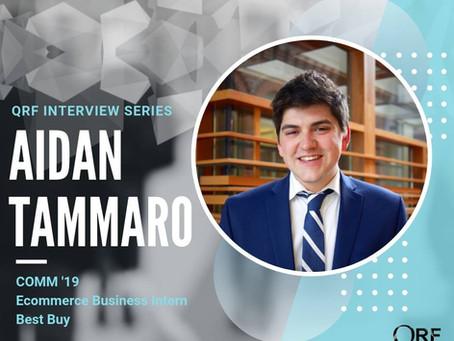 QRF Interview Series: Aidan Tammaro