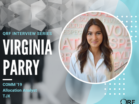 QRF Interview Series: Virginia Parry