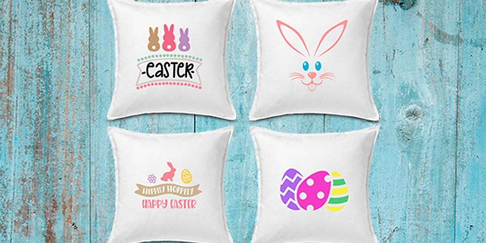 Easter DIY Pillows