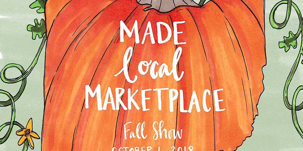 Made Local Marketplace Fall Show