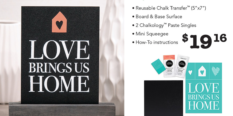 Love Brings Us Home Kit