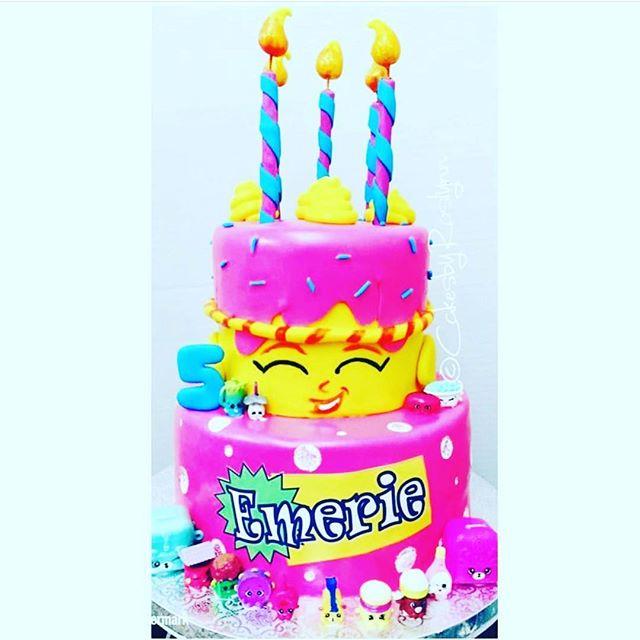 #tbt #shopkinscake #shopkins #cakesbyroslynn