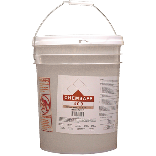 ChemSafe, 400 Carpet Adhesive Remover, 5 Gallons