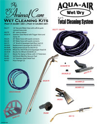 AA391 (30′)   AA394 (40′) – Wet Cleaning Tools for Animal Care Facilities