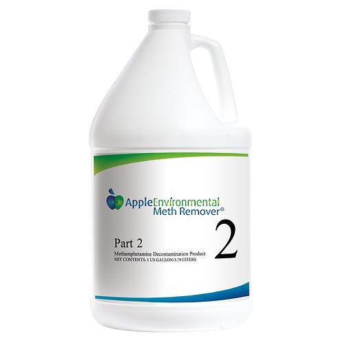 Apple Environmental, Drug Removal, Meth Remover - Part 2, 1 Gallon