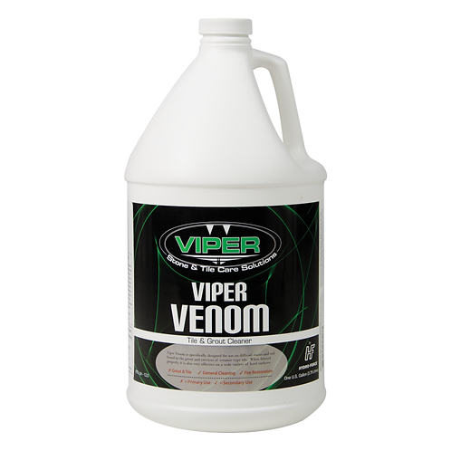 Hydro-Force, Hard Surface Cleaner, Viper Venom Tile & Grout Cleaner, 1 Gallon