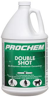 Prochem, Deodorizer, Double Shot, 1 Gallon