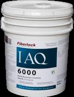 Fiberlock, Mold Prevention, IAQ 6000 Mold Resistant Coating, White, 5 Gallons