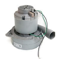 """AV22A – Vacuum Motor, 7.2"""" 3 Stage, 150/250"""