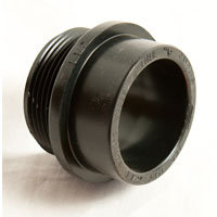 """NM5042 – Adapter, 1 1/2"""" ABS Male"""
