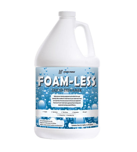 Foam Less