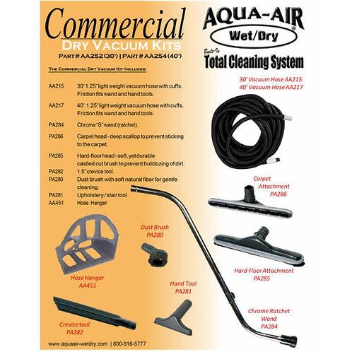 AA252 Heavy Duty Commercial Dry Kit