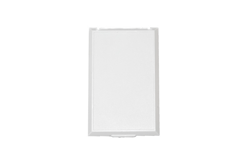 White Cover Plate PA138CW