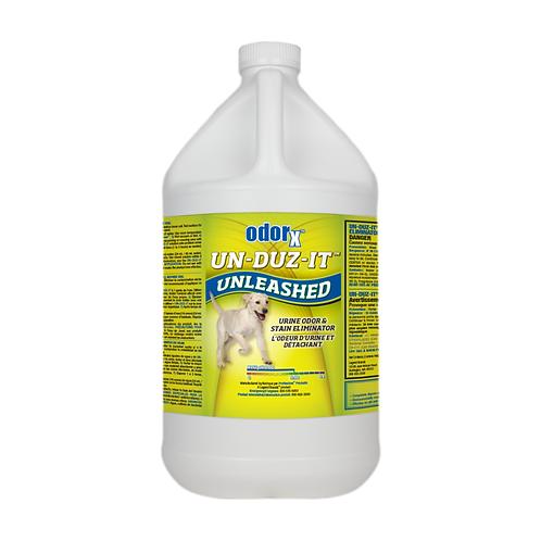 ProRestore, Products, Pet Stain/Odor Neutralizer, ODORx Un-Duz-It Unleashed, 1 G