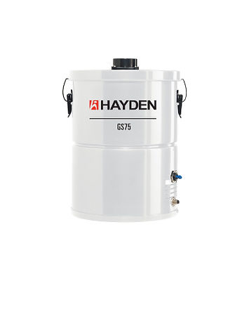 central de aspiração GS75 hayden