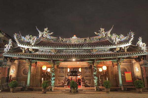 templo-taipei-taiwán-de-dalongdong-bao