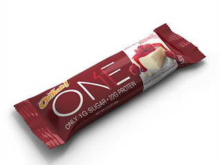 OhYeah! One Bar - White Chocolate Raspberry