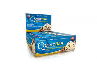 Questbar Vanilla Almond Crunch