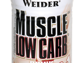Weider Low Carb Drink - Strawberry