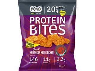 Novo Protein Bites Southern BBQ Chicken
