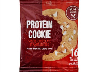 Buff Bake - Protein Cookies - White Chocolate Peanut Butter