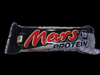 Mars Protein Riegel