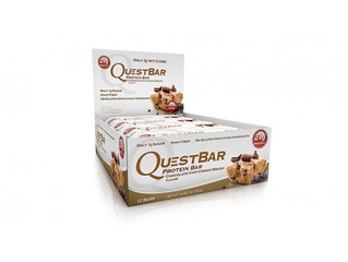 Questbar Chocolate Chip Cookie Dough
