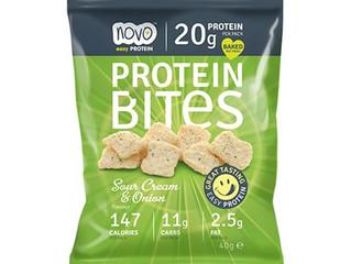 Novo Protein Bites Sour Cream & Onion