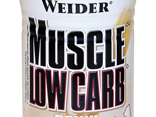 Weider Low Carb Drink - Vanille